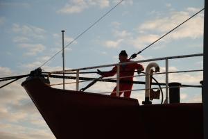 Feuerschiff BORKUMRIFF